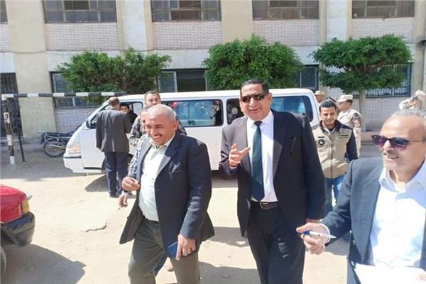 تسليم مقار اللجان الإنتخابية إلى القوات المسلحة بشبين القناطر
