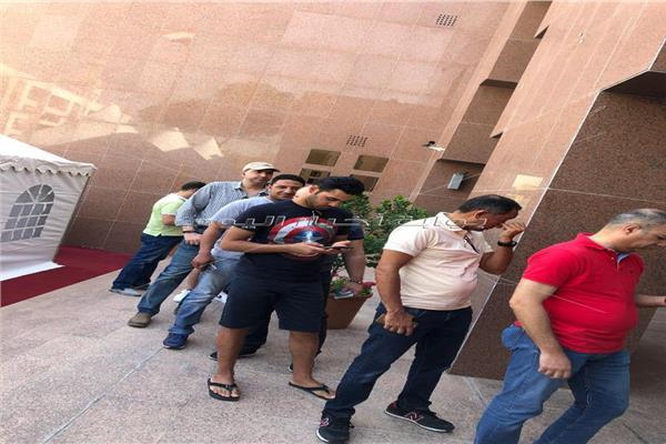 مشاركة المصريين بالخارج في الاستفتاء على التعديلات الدستورية