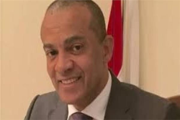 سفير مصر لدى موريتانيا أحمد سلامة