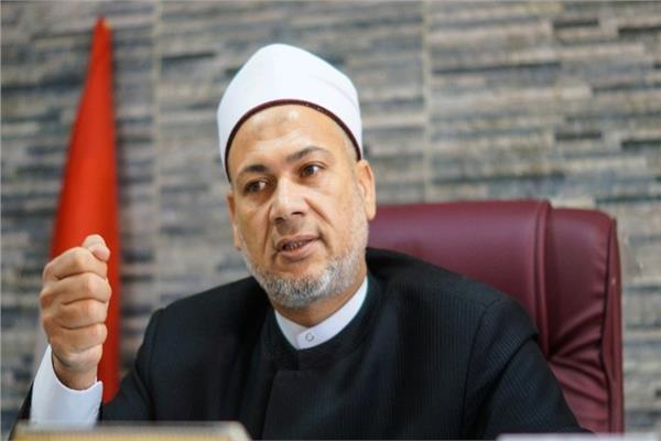 الشيخ عاصم قبيصي-  وكيل وزارة الأوقاف في أسيوط