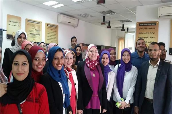 كلية الآداب جامعة حلوان