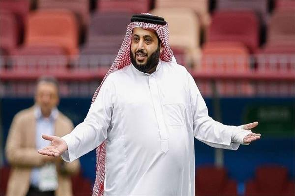 المستشار تركي اَل الشيخ، رئيس الاتحاد العربي لكرة القدم