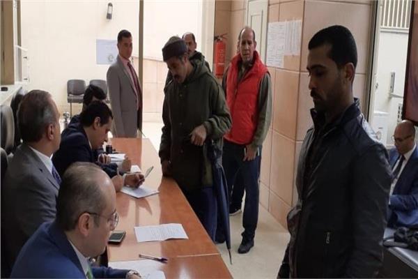 التصويت في لبنان