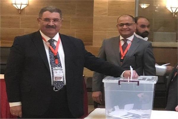 السفير حازم رمضان، قنصل مصر العام في جدة