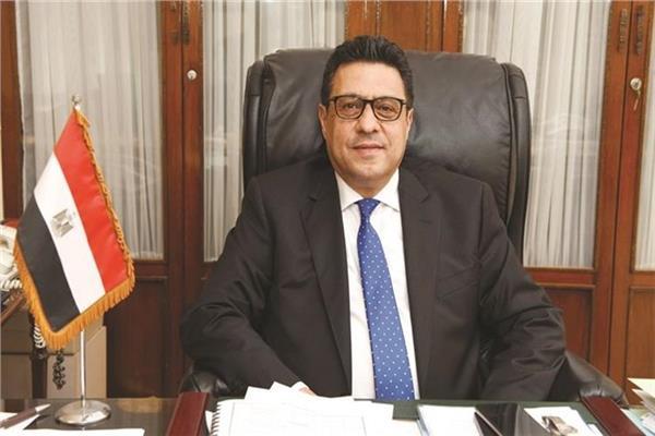 طارق القوني، السفير المصري لدى الكويت