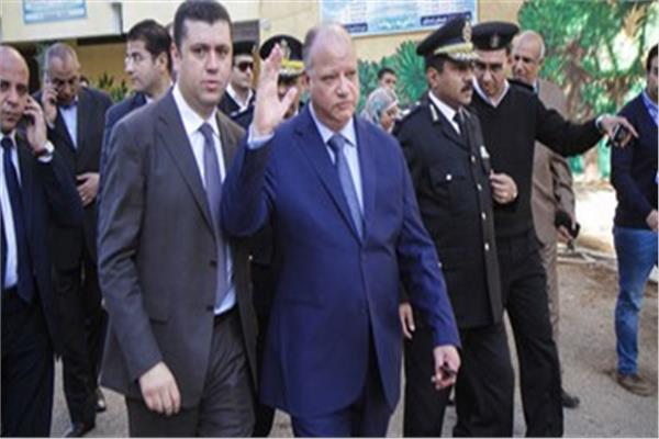 مدير امن القاهرة يتفقد لجان شبرًا وروض الفرج