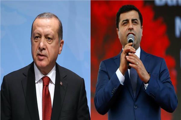 صلاح الدين دمرداش رجب طيب أردوغان
