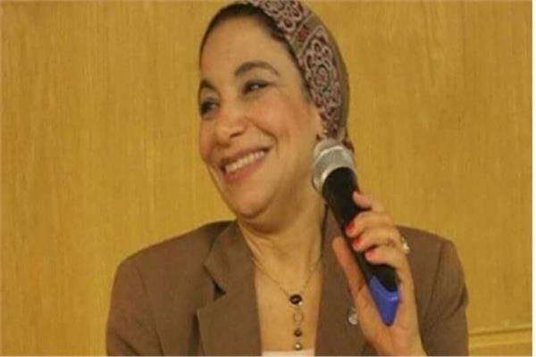 الدكتورة هالة صلاح الدين عميد كلية الطب ورئيس المؤتمر