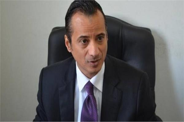 سعيد عبد الحافظ رئيس مؤسسة ملتقى الحوار للتنمية