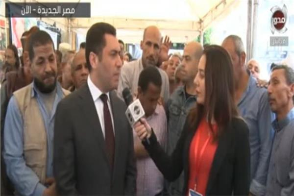 النائب محمد السلاب - وكيل لجنة الصناعة بمجلس النواب