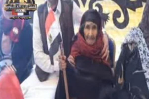 اكبر معمرة مصرية