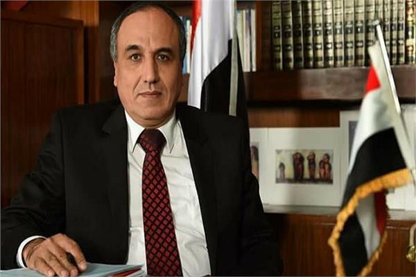 عبد المحسن سلامة - نقيب الصحفيين السابق
