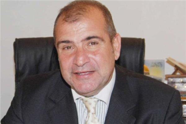 سفير مصر لدى الجزائر أيمن مشرفة