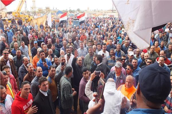 فيديو  برلماني: 30 ألف عامل بالمحلة خرجوا للإدلاء بأصواتهم في الاستفتاء