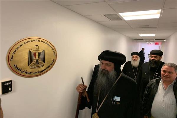 نيافا ديفيد بطريريك الكنيسة المصرية