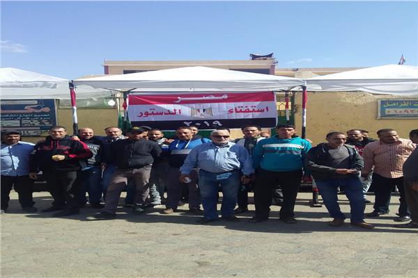 لجنة مدرسة أم المؤمنين الإعدادية في منطقة الساحل بالقاهرة