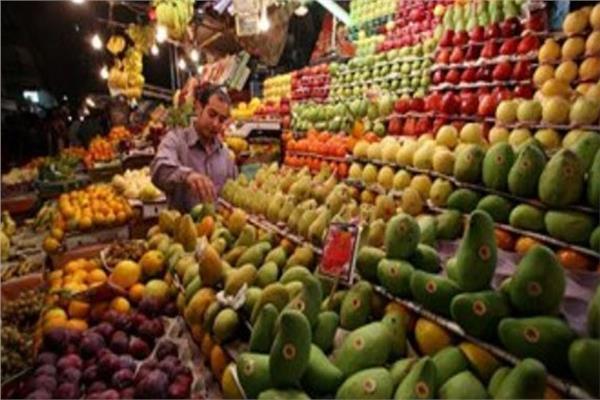 أسعار الفاكهة في سوق العبور اليوم ٢١ أبريل