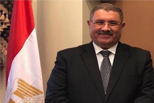 السفير حازم رمضان، قنصل مصر العام بجدة