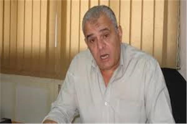 صلاح حسن نائب الرئيس التنفيذى لصندوق الإسكان الاجتماعى