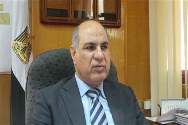 رئيس جامعة كفر الشيخ د. ماجد القمري