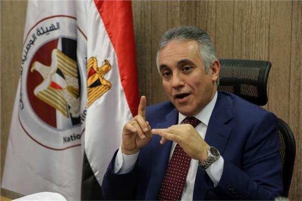 المستشار محمود الشريف، نائب رئيس الهيئة الوطنية للانتخابات