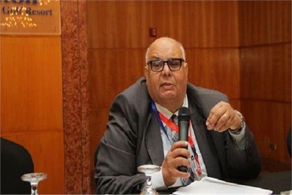 محمد خميس شعبان رئيس جمعية مستثمرى أكتوبر