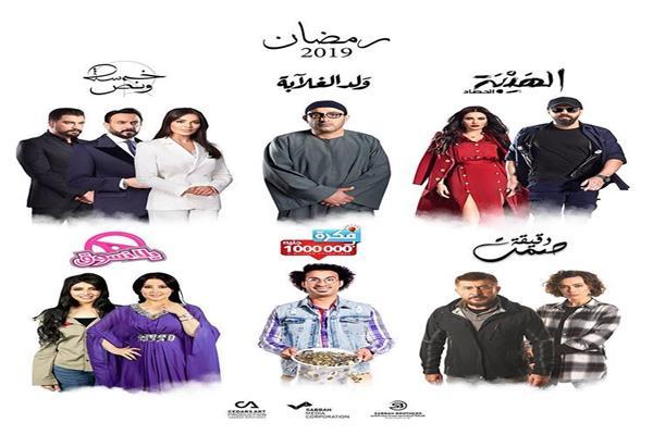 """6 مسلسلات درامية لـ """"صبّاح أخوان"""" فى رمضان"""