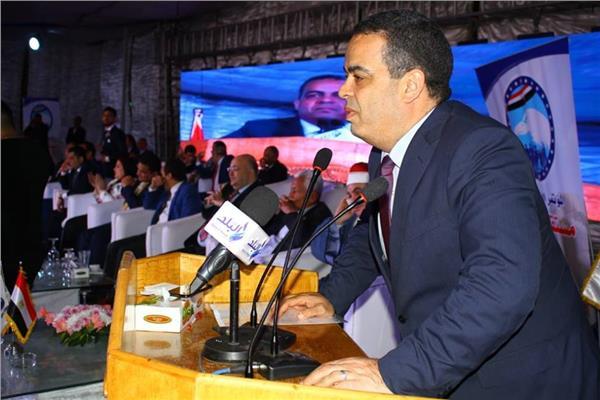 أمين تنظيم حزب مستقبل وطن على مستوى الجمهورية