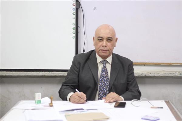 المستشار حسام الدكروري نائب رئيس مجلس الدولة