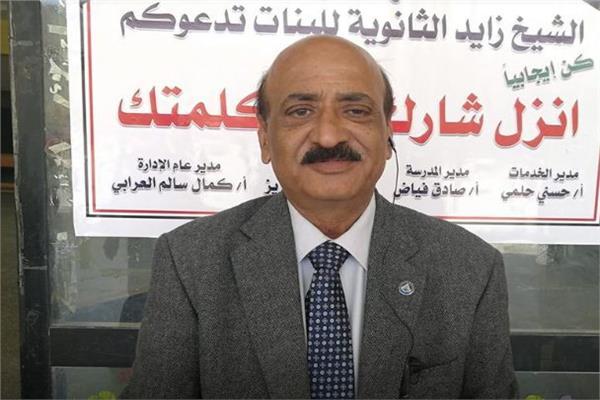عادل سليمان رئيس غرفة العمليات المشرف على الاستفتاء التعديلات الدستورية