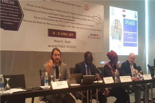 المنظمة العربية لحقوق الانسان تناقش القيود على الحريات في البلدان الأفريقية