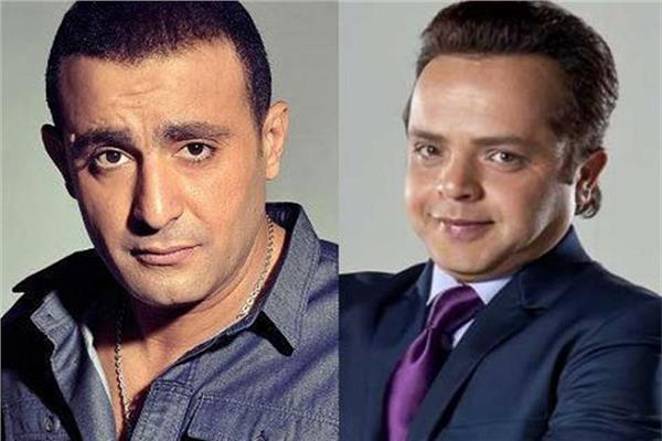 أحمد السقا ومحمد هنيدي