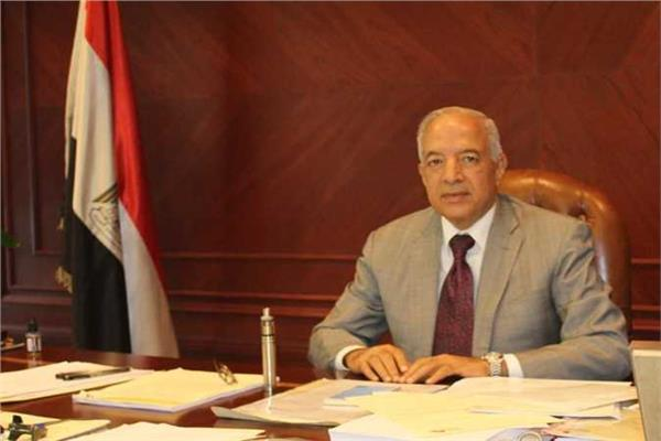 المستشار رضا عبدالمعطي  نائب رئيس هيئة الرقابة المالية