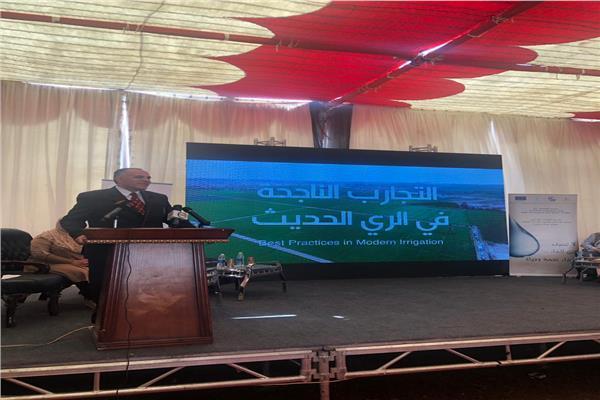 وزير الموارد المائية د.محمد عبدالعاطى