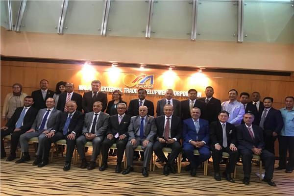 مجلس الأعمال المصري الماليزي