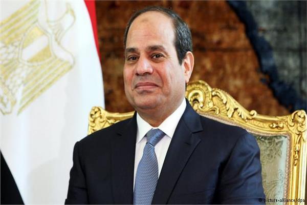 الرئيس عبد الفتاحالسيسي