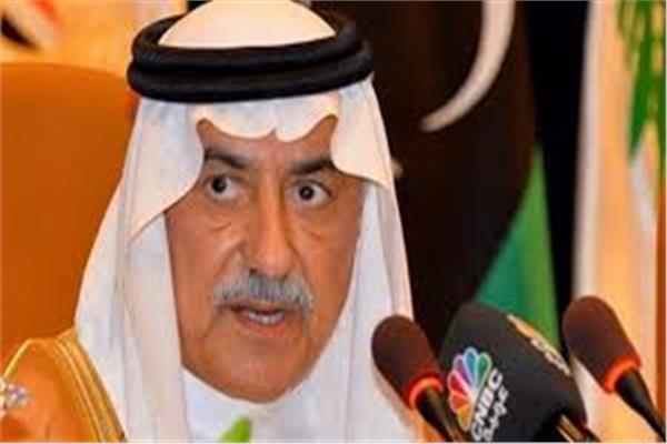 وزير الخارجية السعودي الدكتور إبراهيم بن عبد العزيز العساف