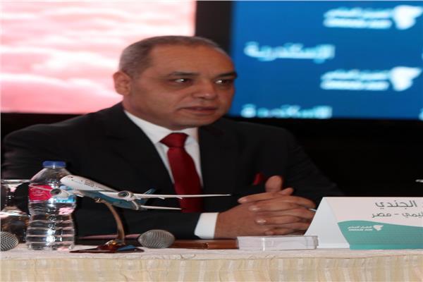 الطيران العماني: الخط الجديد لتنشيط السياحة مع مصر ونتوقع 85% سعة تشغيلية