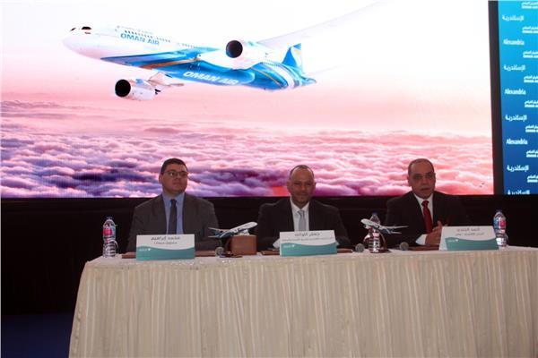 الطيران العماني حصل على الموافقات من مصر في وقت قياسي