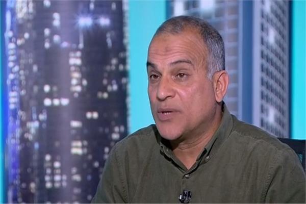 عمرو هاشم ربيع المحلل السياسي