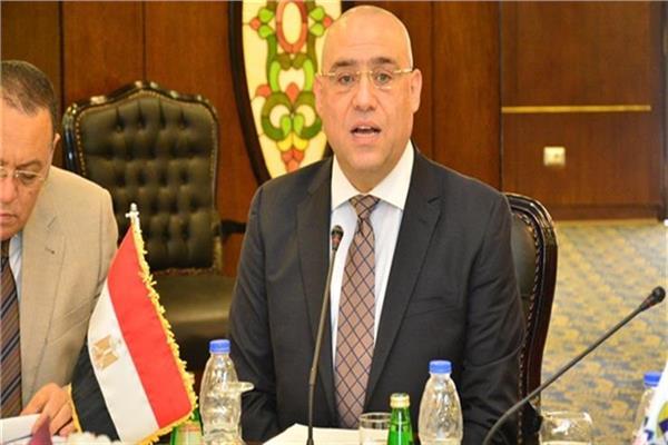 د.عاصم الجزار وزير الإسكان