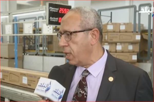طارق زيدان رئيس مصنع 360 حربي