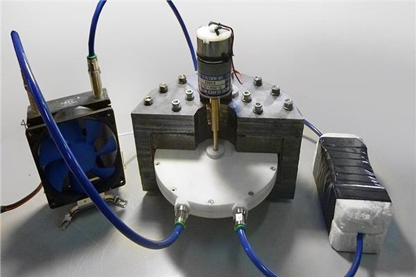 روسيا تصمم ثلاجة مغناطيسية