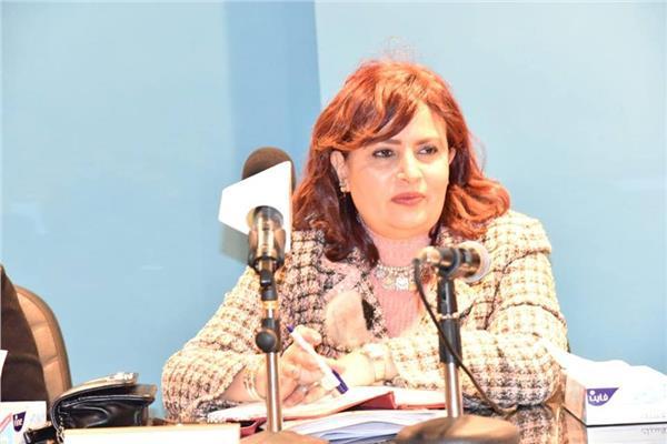 الأمين العام للمجلس القومى للطفولة والامومة د.عزة العشماوي
