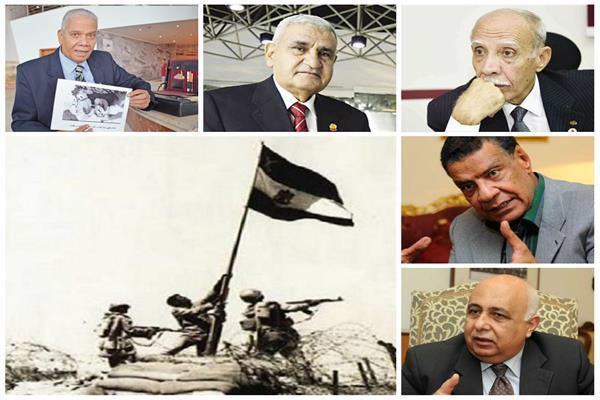في عيد تحرير سيناء.. نفتح خزائن ذكريات العزة مع أبطال النصر