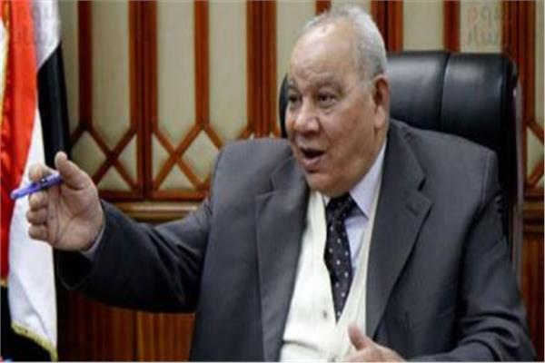 المستشار محمد مسعود رئيس مجلس الدولة السابق