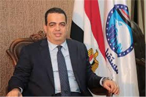 المستشار عصام هلال عفيفي، أمين تنظيم حزب مستقبل وطن