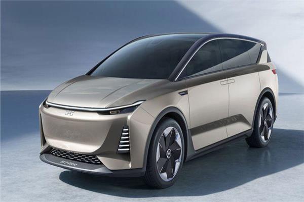 السيارة « U7 Ion Concept » الاختبارية
