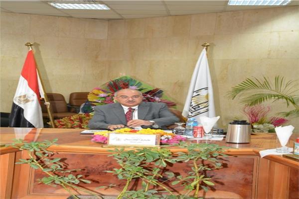 د.طارق الجمال رئيس جامعة أسيوط
