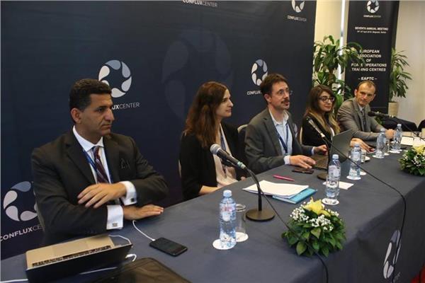 الرابطة الأوروبية لمراكز حفظ السلام